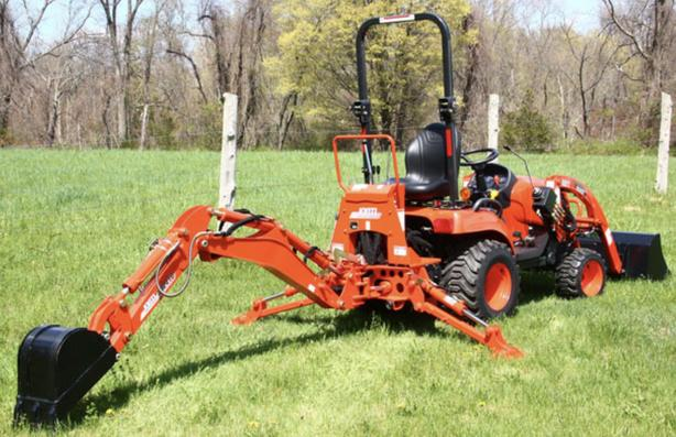 *** KIOTI SPRING 5 PAW SALE *** 22HP Tractor / Loader / Backhoe