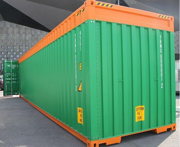 Used and New Shipping Sea Containers Affordable