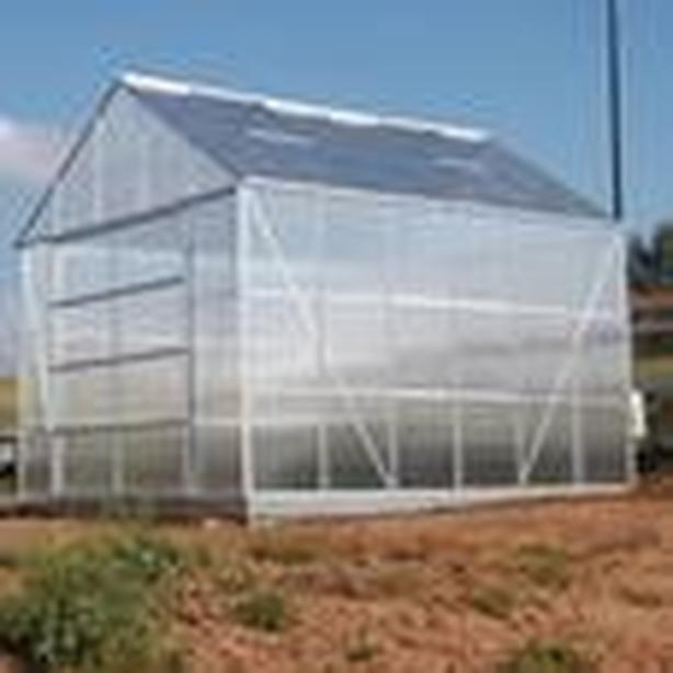 Greenhouse Polycarbonate 8'x10' &  8x16 Taking orders
