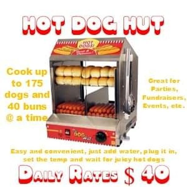 RENTAL: Hot Dog Hut