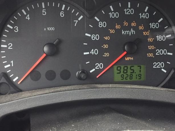 Ford Focus SES HatchBack 2007 - under 100km