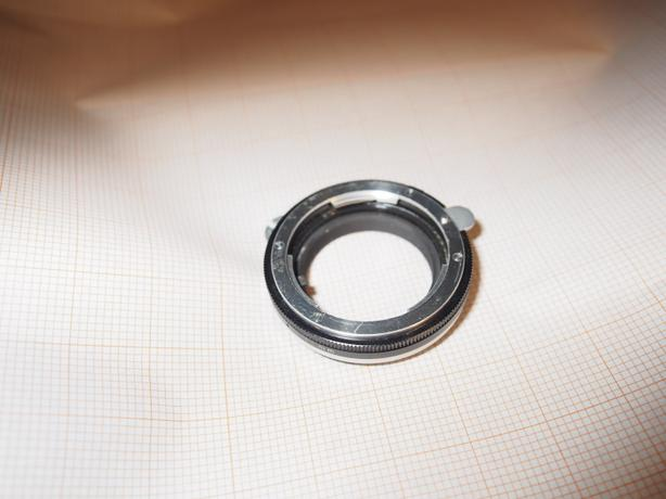Accura Extention tube for Nikon F 11 mm