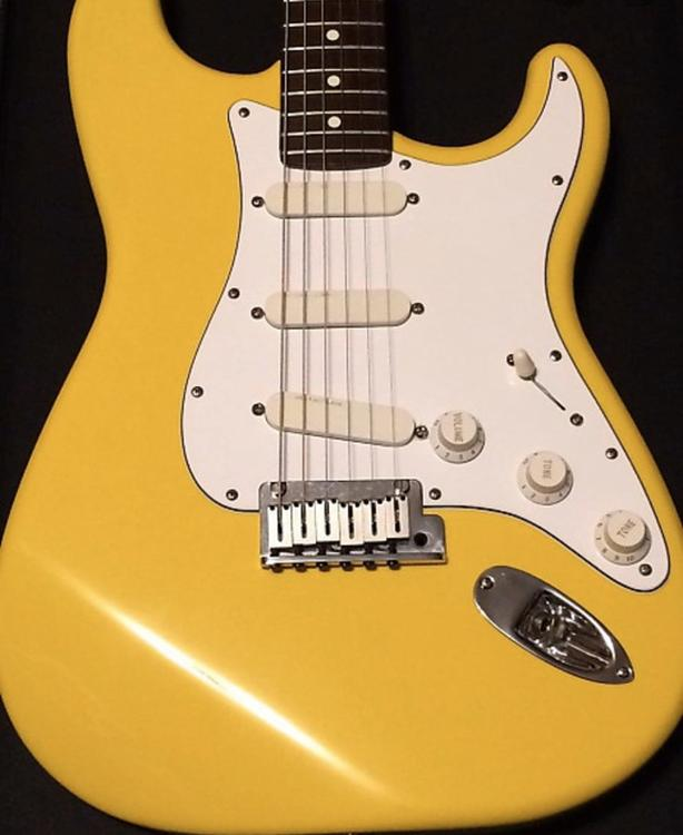 Wanted: Fender Strat Plus Late 80's early 90's