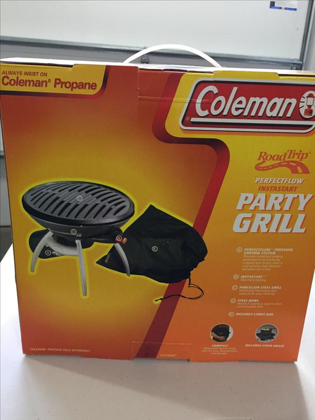 COLEMAN PARTY GRILL