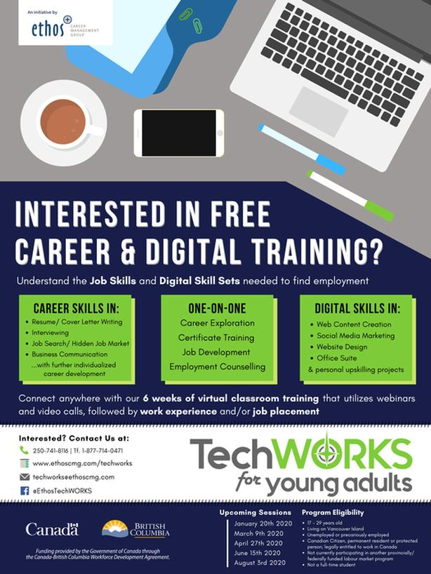 Employment & Digital Skills Training