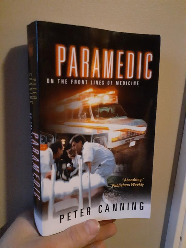 Novel - Paramedic by Peter Canning