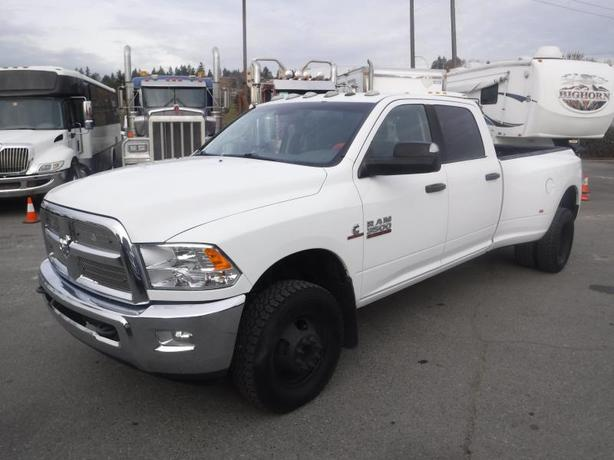 2014 Dodge Ram 3500 SLT Crew Cab Long Box 4WD Dually Diesel