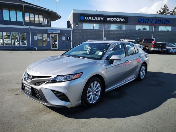 2019 Toyota Camry LE - HEATED SEATS BLUETOOTH ALLOY WHEELS
