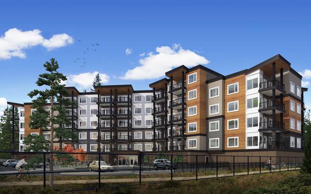 View Royal/Eagle Creek 1 bed Suite