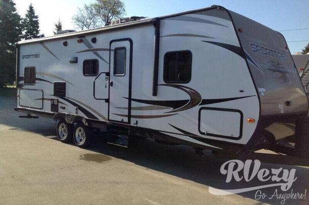 SportTrek 270 (Rent  RVs, Motorhomes, Trailers & Camper vans)
