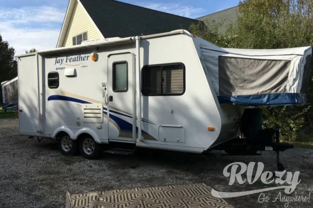 Jayfeather Sport (Rent  RVs, Motorhomes, Trailers & Camper vans)