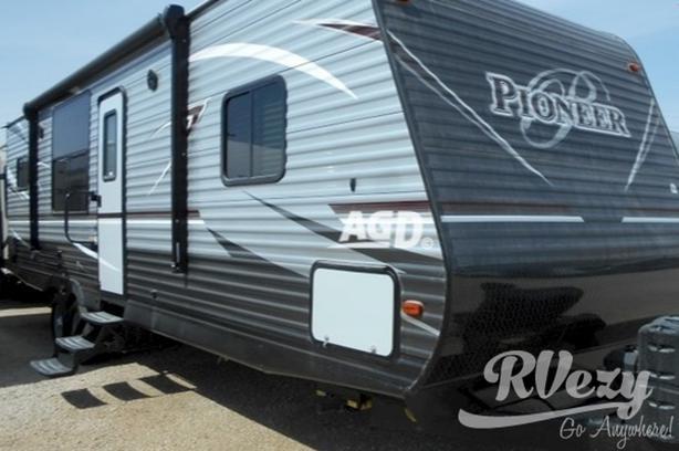Pioneer RK280 (Rent  RVs, Motorhomes, Trailers & Camper vans)