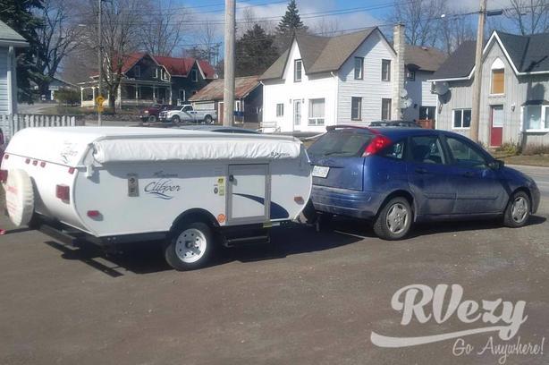 Clipper (Rent  RVs, Motorhomes, Trailers & Camper vans)