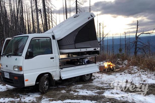Sambar (Rent  RVs, Motorhomes, Trailers & Camper vans)