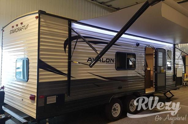 avalon (Rent  RVs, Motorhomes, Trailers & Camper vans)