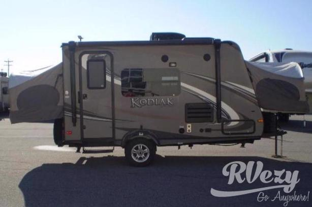 KS161 (Rent  RVs, Motorhomes, Trailers & Camper vans)