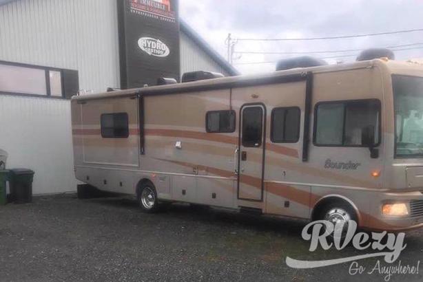 Bounder (Rent  RVs, Motorhomes, Trailers & Camper vans)