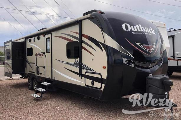 Outback (Rent  RVs, Motorhomes, Trailers & Camper vans)