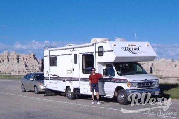 Classic (Rent  RVs, Motorhomes, Trailers & Camper vans)