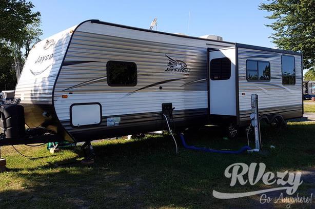 Jayflight  (Rent  RVs, Motorhomes, Trailers & Camper vans)