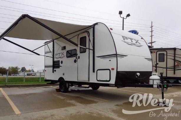 160BH (Rent  RVs, Motorhomes, Trailers & Camper vans)