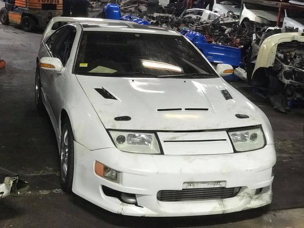 NISSAN 300ZX TWIN TURBO FAIR LADY-Z VG30DETT JDM RHD 300ZX