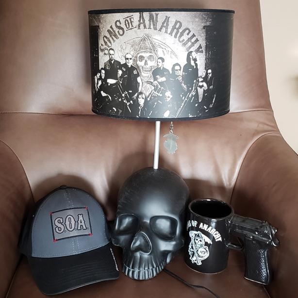 SOA - Sons of Anarchy items