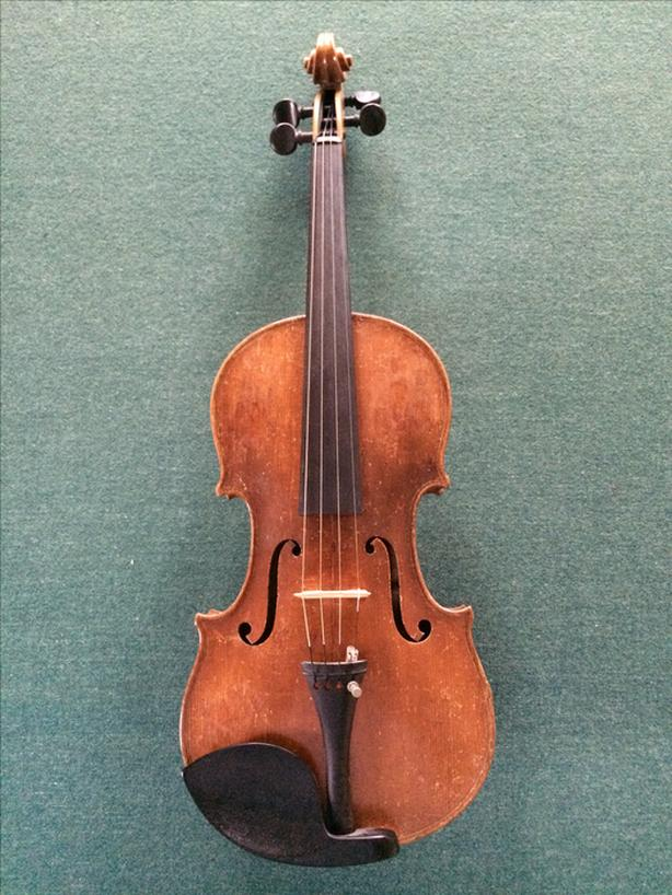 Vintage Early 1900's 4/4 Violin