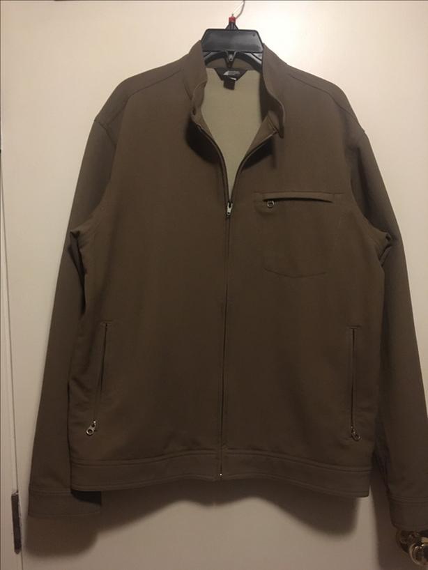Men's Large MEC Spring/Fall Jacket