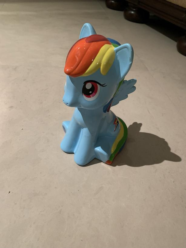 Pony piggy bank