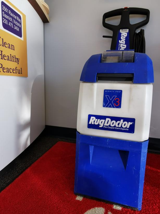Carpet Cleaner Rental $29.5/Day