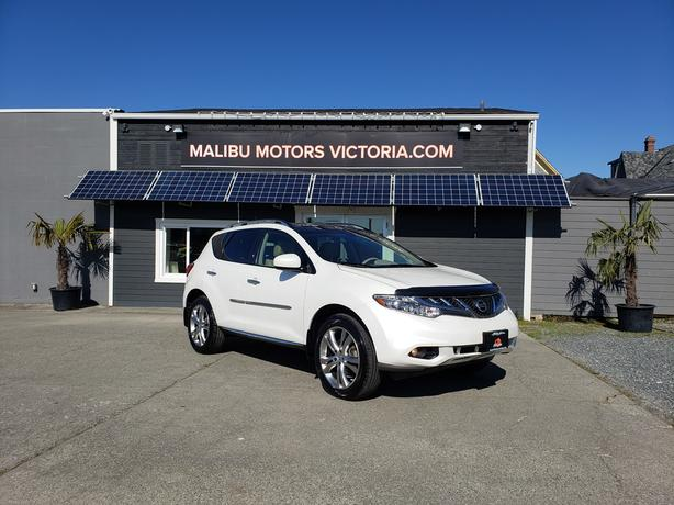 ** 2013 Nissan Murano LE 4WD - LEATHER / ONLY 87KMS.