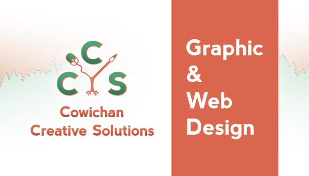 Affordable Graphic & Web Design - Cowichan Creative Solutions