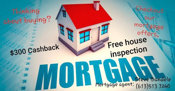 FREE: Morgage solutions -  $300 Cash back
