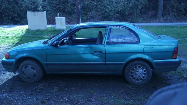 $300 or obo toyota trecel for parts. Selling as a whole