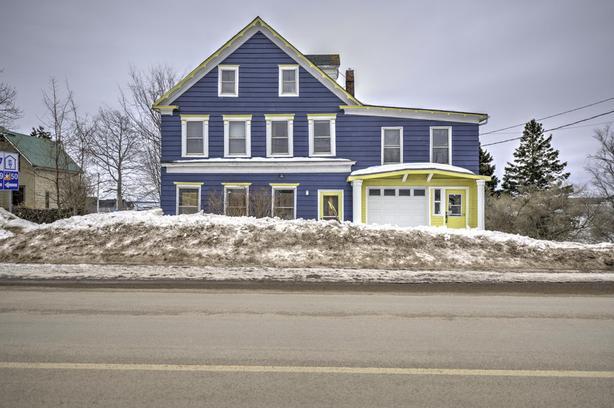 58 Water Street Waterfront Georgetown Prince Edward Island Canada