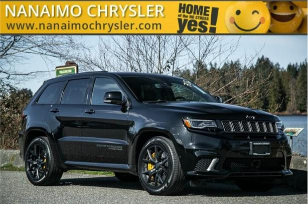 2018 Jeep Grand Cherokee Trackhawk One Owner No Accidents