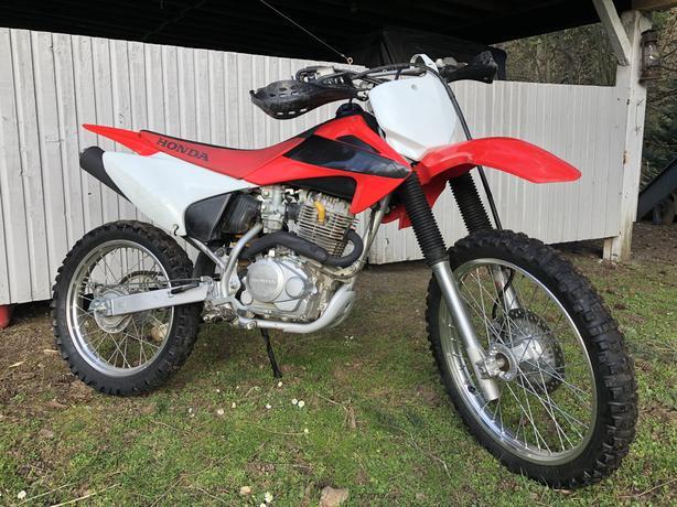 2006 CRF 230f