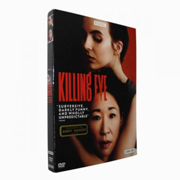 Killing Eve: Season 1 (BBC)