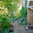 Garden-Level Furnished 1 Bedroom Suite in Kitsilano #196