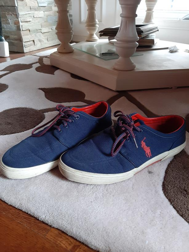 Tommy Hilfiger Mens sneakers blue