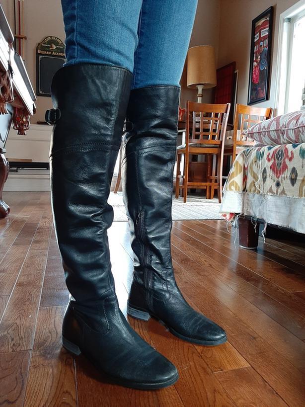 Lavorazione Artigiana boots - black