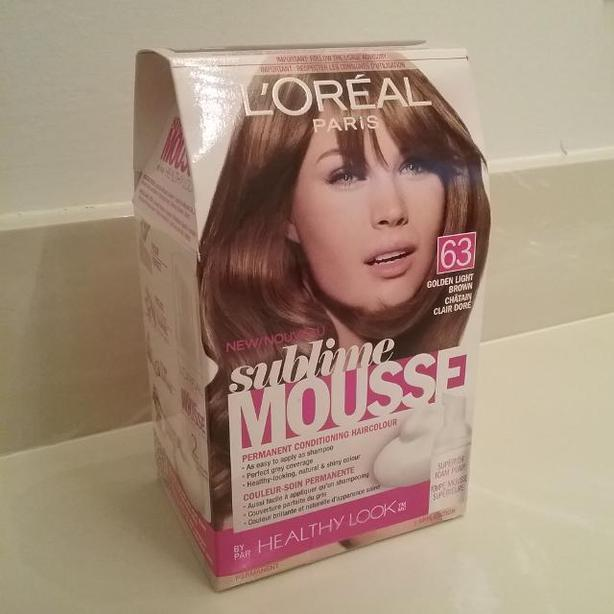 Brand New: Loreal Paris Golden Light Brown Hair color