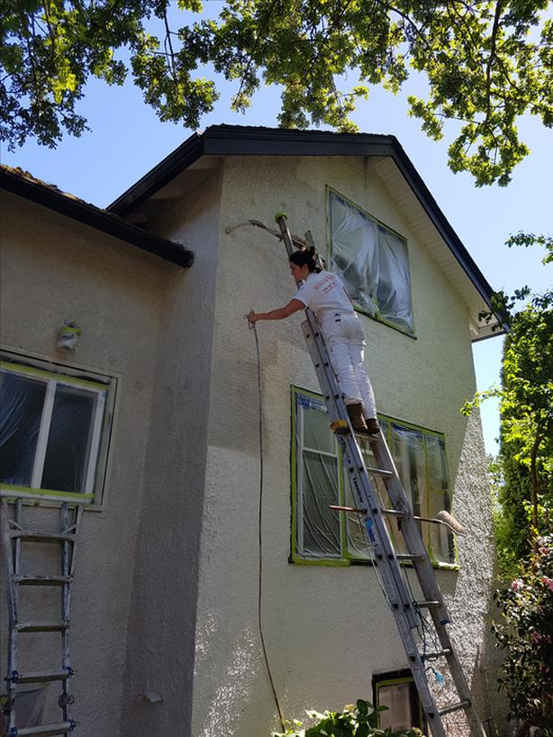 Join a Summer Painting Crew! (work with friends, 10k-13k/summer)