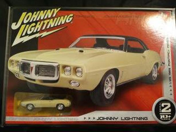 1969 JOHNNY LIGHTING MODEL