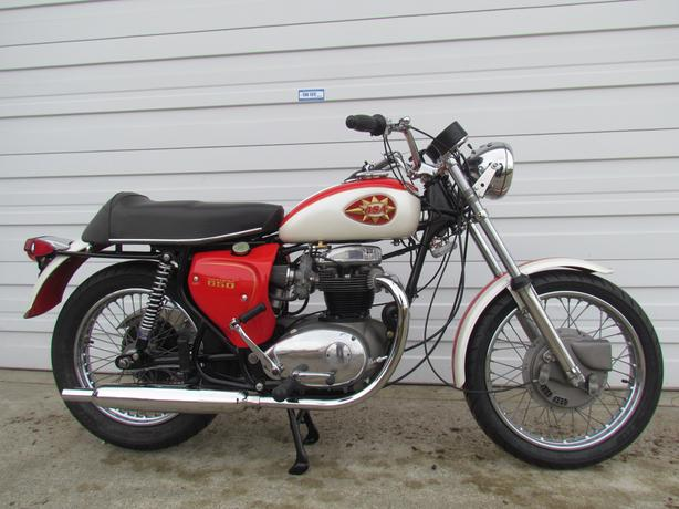 BC Classic Norton Triumph and BSA Motorcycles, Service Repair shop.