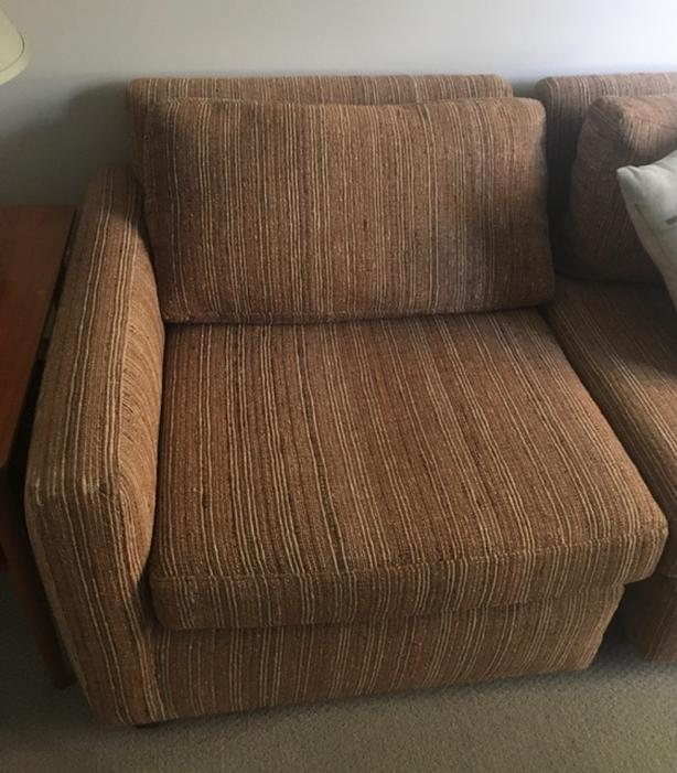 FREE: ***SECTIONAL SOFA (2pc) w/arm rests ***