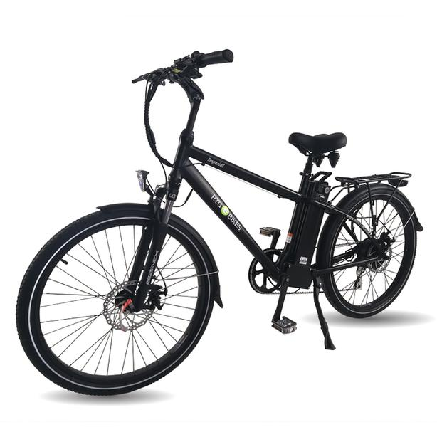 RTG Imperial Plus - City Commuter E-Bike