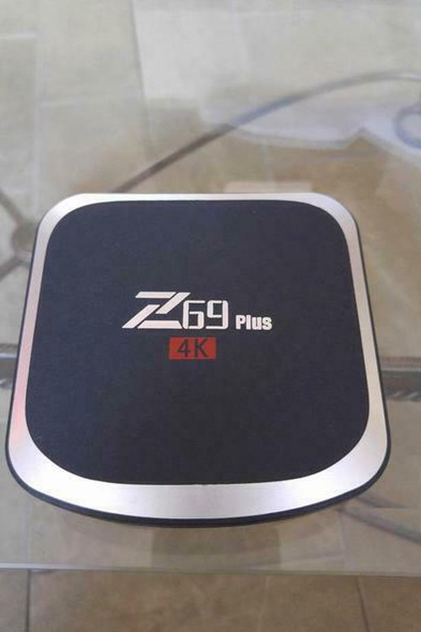 Brand New Z69 plus Android TV Boxes