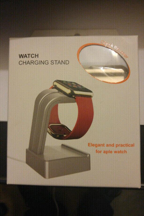 Brand New iWatch Charging Stand